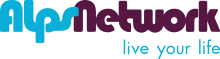 Alps Network Logo